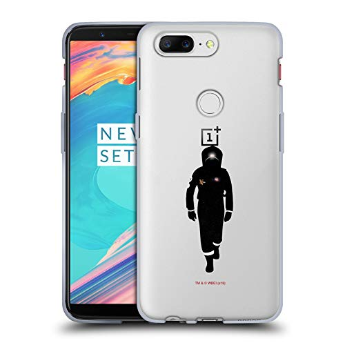 Official 2001: A Space Odyssey Spacesuit Key Art Soft Gel Case Compatible for OnePlus 5T