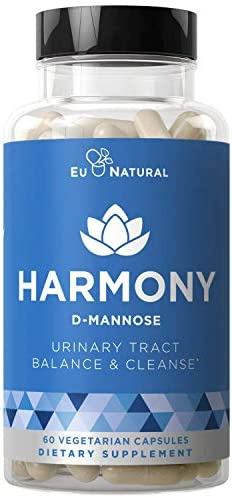 Harmony D-Mannose – Urinary Tract UT Cleanse...