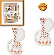 Sophie The Giraffe Vanilla Teething Ring -