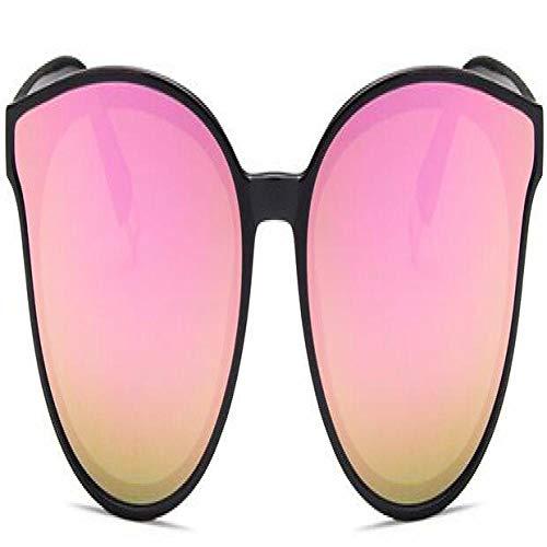 Gafas De Sol Polarizadas Moda Mujer Color para Mujer Hombre Elegante Colorido Espejo Gafas De Sol Moda Mujer Gafas Oculos De Sol Uv400 Blackpink