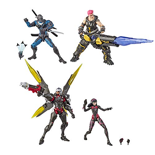 Overwatch OVW ULTIMATES Carbon Fiber Set