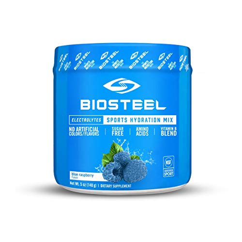 Biosteel Hydration Mix, Blue Raspberry, 140 g