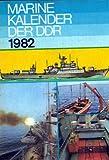 Marinekalender der DDR 1982 Volksmarine