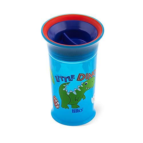 Copo Treinamento 360º - Lillo, Azul, 266 ml