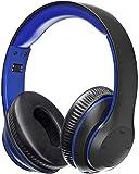 TaoTronics ANC Hybrid - Auriculares inalámbricos (Bluetooth, reducción de Ruido), Color Azul