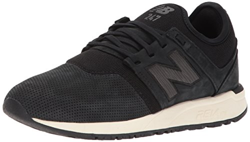 New Balance - Zapatillas de running de nailon para hombre negro negro