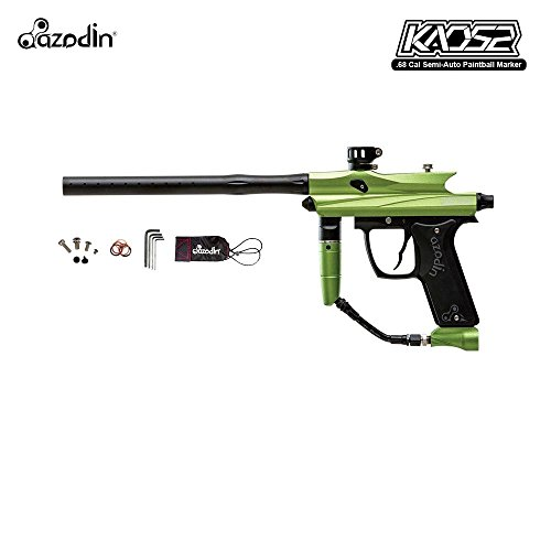 Azodin KAOS 2 Paintball Marker (Green)