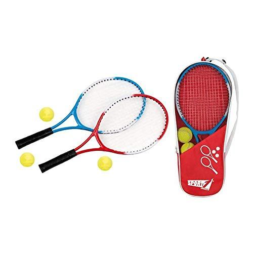 Sport One - Kit d'entraînement pour Tennis, pour Enfant, 2 Joueurs