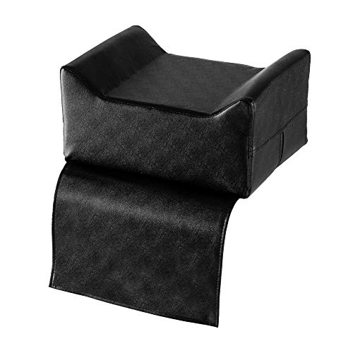 Mefeir Barber Booster Seat for Kids, Cushion for Styling Chair Child Hair Cutting Salon Equipment, U Shape Michigan