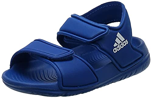 Adidas Altaswim Jr, Sandalia Unisex niños, Azul (Team Royal Blue/FTWR White/Team Royal Blue), 22 EU