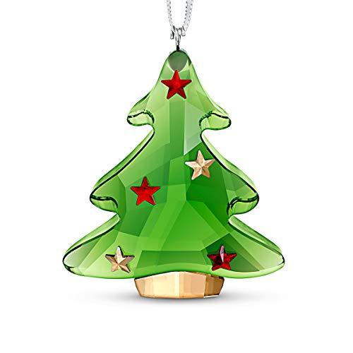 Swarovski Green Christmas Tree