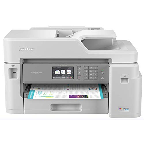 Brother Inkjet Printer, MFC-J5845DW, INKvestment...