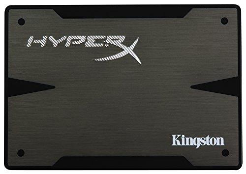 Kingston HyperX 3K SH103S3 interne SSD 120GB (6,4 cm (2,5 Zoll) SATA III) schwarz