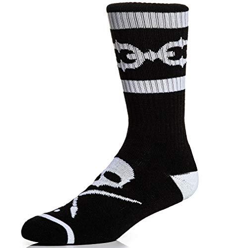 Sullen Clothing Socken - Linked Schwarz