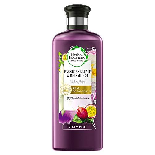 Herbal Essences PURE:renew Passiflore Soin nutritif
