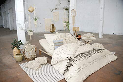 Bedding Set (Duvet Cover + 2 Pillowcases) 240 x 220 cm Berber