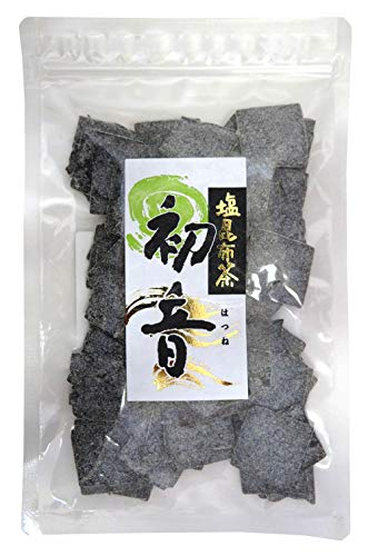 安田食品工業 安田食品 塩こぶ茶 初音 100g [4444]