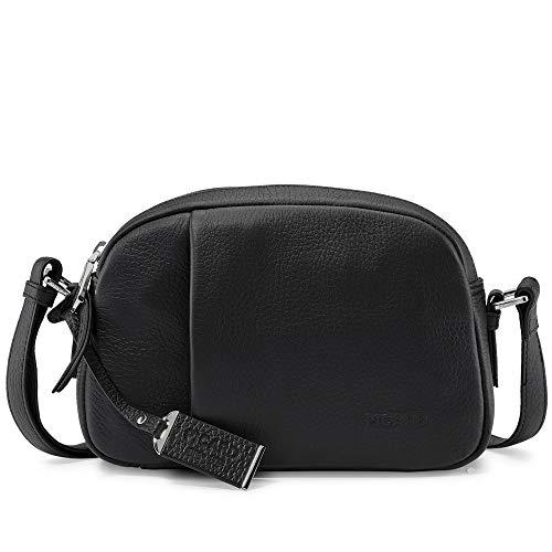 Picard, Damentaschen aus Leder, Schultertasche in der Farbe Schwarz, aus der Serie Pure, 96642C3001
