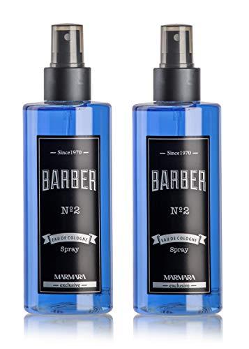 Marmara 2x Barber Cologne-Pumpspray je 250ml 2 Stück No.2