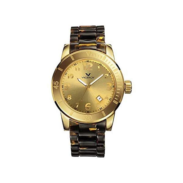 Viceroy Reloj Analog-Digital para Mens de Automatic con Correa en Cloth