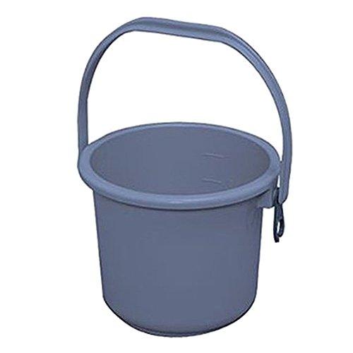 アイリスオーヤマ バケツ ブルー 直径30.4×高さ28.2cm PB-13