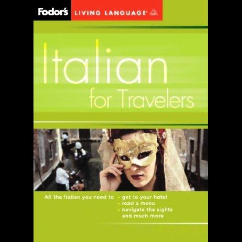 Fodor's Italian for Travelers cover art