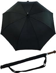 Regenschirm mit Schlagstock