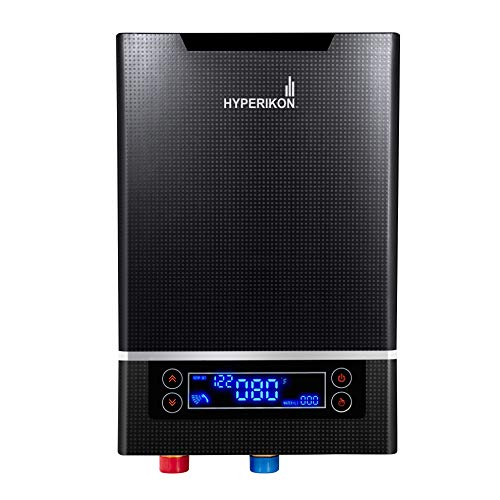 Hyperikon Tankless Water Heater Electric 11kw, 180-250V Compatible, 106.7...