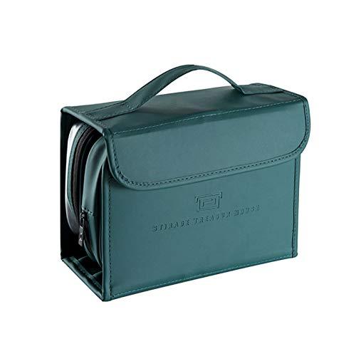 ZHANGYAN Storage Box Bolsa de Inodoro Plegable Multifuncional, Bolsa de Almacenamiento portátil,...