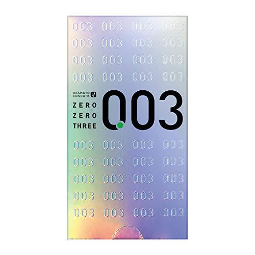 オカモト ゼロゼロスリー(R) 0.03 コンドーム Mサイズ 薄め 12個入