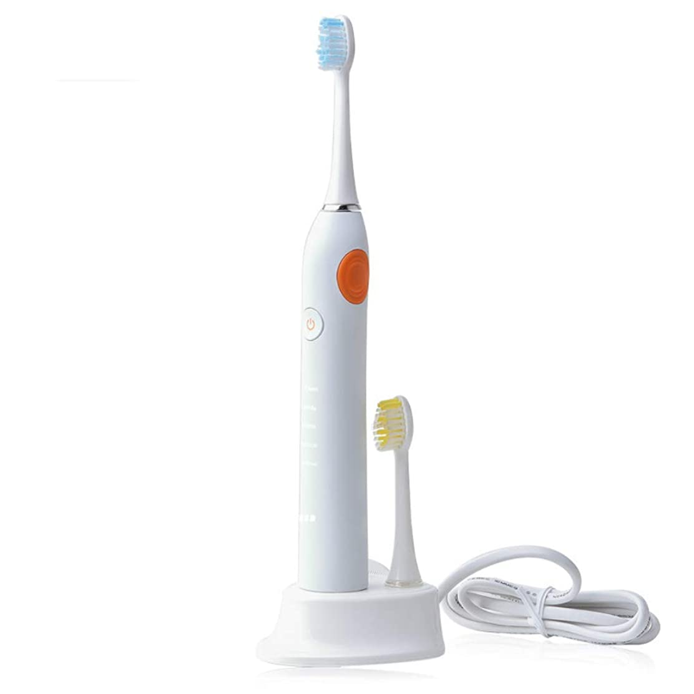 道ほのか温度電動歯ブラシ、ソニック電動歯ブラシ、ソニックファーフルボディ防水超静かな電動歯ブラシは、家庭旅行に適しています