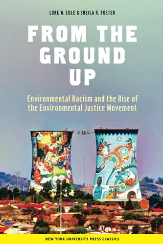 From the Ground Up: Environmental Racism and the Rise of the Environmental Justice Movement (Critical America, 34)