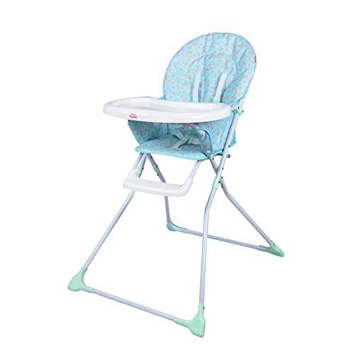 CIGONG Baby Faltbare Esszimmerstuhl Sitz Tragbare Kinderstuhl Kunststoff Kinder Abendessen Essecke Abnehmbare Waschtisch Hochstuhl