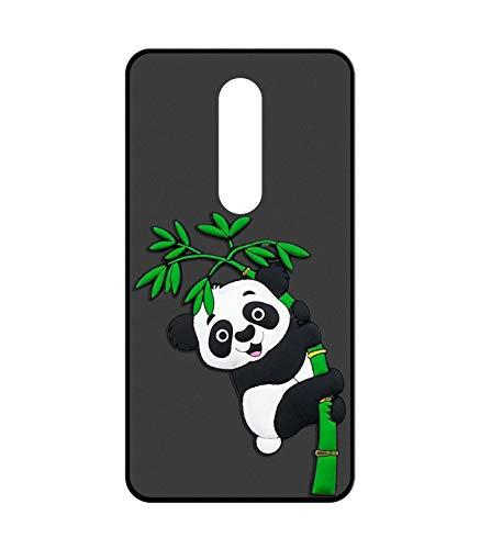 Sunrive Für Leagoo S8 Pro Hülle Silikon, Handyhülle matt Schutzhülle Etui 3D Case Backcover für Leagoo S8 Pro(W2 Panda 2) MEHRWEG+Gratis Universal Eingabestift