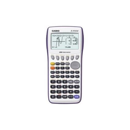Casio Graphing Calculator with Large 21-Character x 8-line Display...