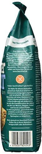 Bauckhof Haferbrot glutenfrei, 3er Pack (3 x 500 g) – Bio - 3