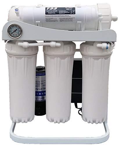 Aqualotus Osmoseanlage Umkehrosmose Anlage 400 GPD direct flow