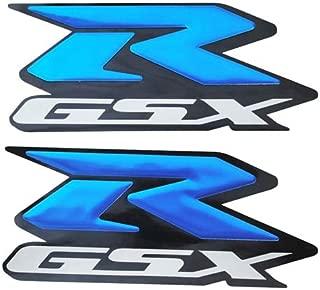 Decals & Stickers   Chrome Motorcycle 3D GSX-R Stickers Moto Bike Tank Decorated Decals Sticker case for Suzuki R-GSX GSXR 600 750 1000   by NAHASU