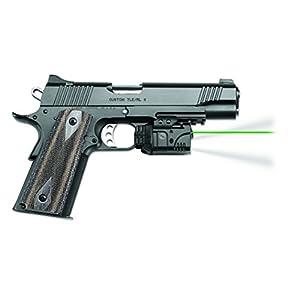 Crimson Trace CMR-204 Rail Master Pro Universal Green Laser & Tactical Light, Green Laser Sight