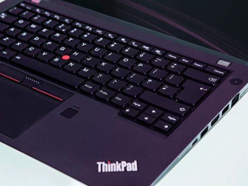 Lenovo ThinkPad T470s Business Notebook Intel i7 2x2.7 GHz Prozessor 24 GB Arbeitsspeicher 512 GB SSD 14 Zoll Display WQHD 2560x1440 IPS Cam Windows 10 Pro 2560 (Generalüberholt)
