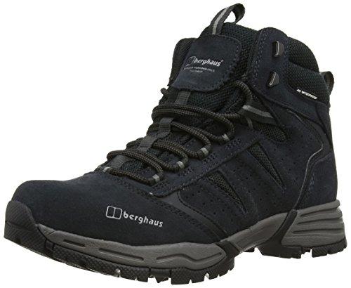 Berghaus Expeditor AQ Trek Tech Boot Am DKBLU/GRY, Zapatos de High Rise Senderismo Hombre, Gris-Grau (Dusk/Pearl Grey), 40