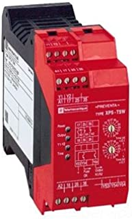 SCHNEIDER ELECTRIC XPSTSW3442P Safety Relay 300-Volt 2.5-Amp Preventa