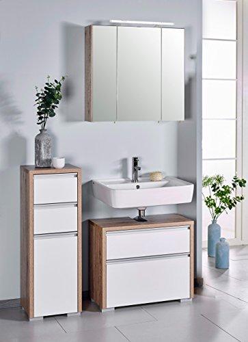 Badmöbel Badschrank aus