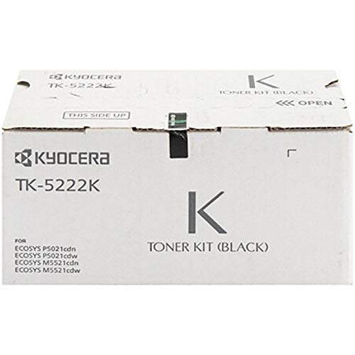 Kyocera 1T02R90US1 Model TK-5222K Black...