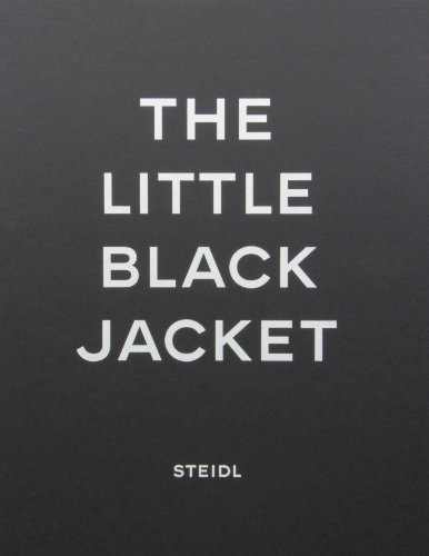 The Little Black Jacket: Chanel's Classic Revisited by Karl Lagerfeld, Carine Roitfeld (2012) Hardcover