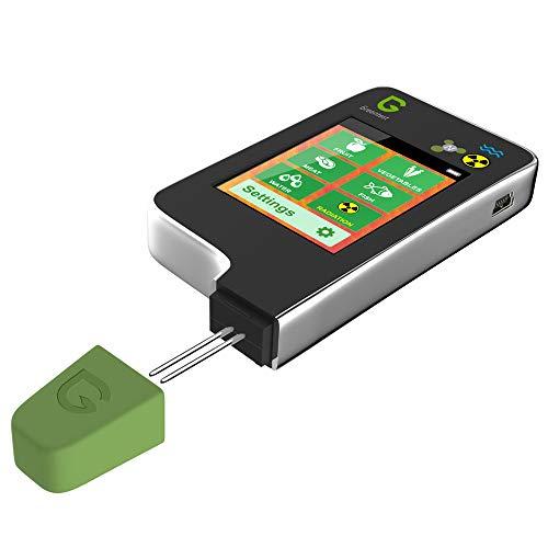 Greentest Eco 5 Black Kombi-Messgerät Nitrat, Salz, Strahlungsdichte