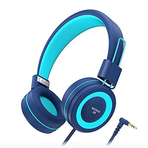 41nGPYbPH6L. SL500  - NIVAVA K8 Kids Headphones