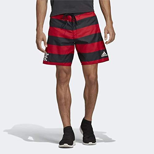 Bermuda Adidas de praia CR Flamengo Seasonal Special SSP DQ1089 (G)