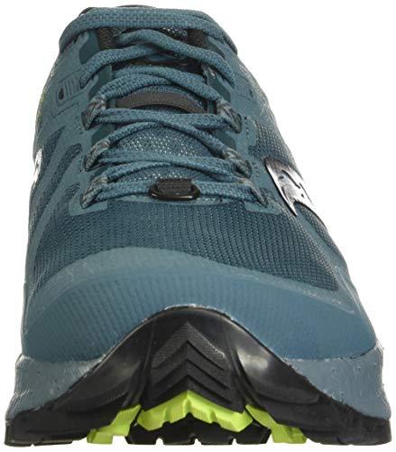 Saucony Xodus 10, Zapatillas para Caminar Hombre, Silver, 44.5 EU