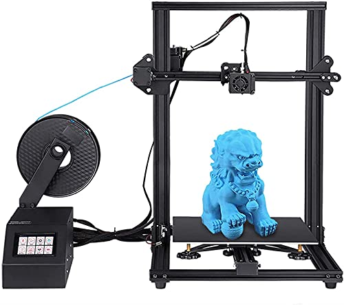 RSBCSHI 3D Printer, Upgraded Dual Z Axis Leading Screws Resume Printing Function Print Size 220 * 220 * 250Mm For Hobbyists, Designers And Home Users